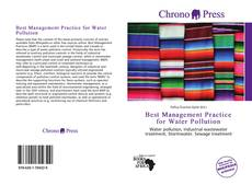 Best Management Practice for Water Pollution kitap kapağı