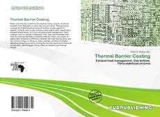 Bookcover of Thermal Barrier Coating