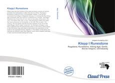 Buchcover von Klepp I Runestone