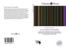 Luis Carlos Fernandes kitap kapağı