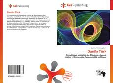 Danilo Türk kitap kapağı