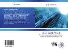 Capa do livro de Sharif Sheikh Ahmed