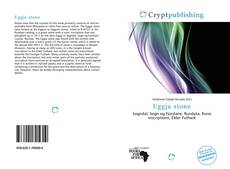 Bookcover of Eggja stone
