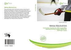 Niklas Bäckström kitap kapağı