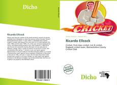 Capa do livro de Ricardo Ellcock