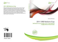 Bookcover of 2011 IRB Nations Cup