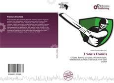 Portada del libro de Francis Francis