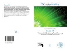 Bookcover of Rama IX