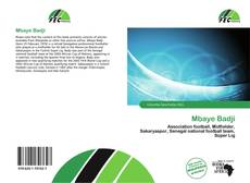 Bookcover of Mbaye Badji