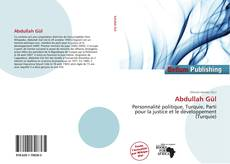 Bookcover of Abdullah Gül