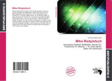 Bookcover of Mike Rietpietsch