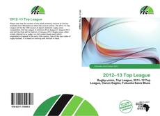 Buchcover von 2012–13 Top League