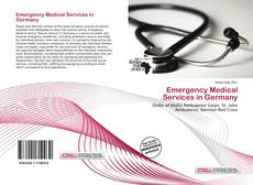 Bookcover of Emergency Medical Services in Germany