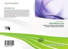 2008 Malta Cup kitap kapağı
