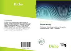 Buchcover von Anaximène