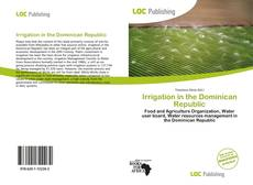 Bookcover of Irrigation in the Dominican Republic
