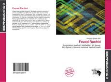 Fouad Rachid kitap kapağı