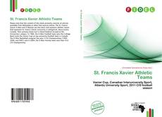 Bookcover of St. Francis Xavier Athletic Teams