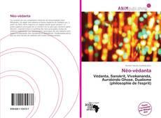 Bookcover of Néo-védanta