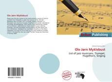 Обложка Ole Jørn Myklebust