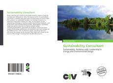 Bookcover of Sustainability Consultant