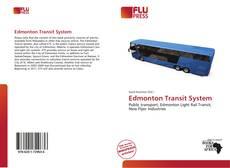 Capa do livro de Edmonton Transit System