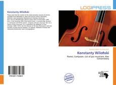 Обложка Konstanty Wileński