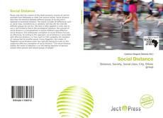 Обложка Social Distance