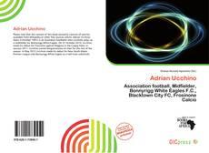 Capa do livro de Adrian Ucchino