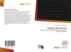 Buchcover von Ekahau Site Survey