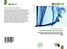 Copertina di James Jones (Cricketer)