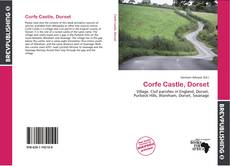 Bookcover of Corfe Castle, Dorset