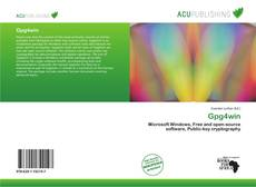 Bookcover of Gpg4win