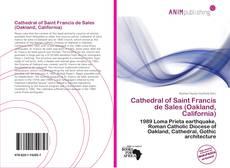 Обложка Cathedral of Saint Francis de Sales (Oakland, California)