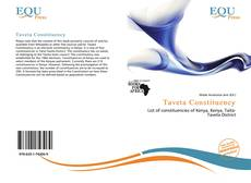 Buchcover von Taveta Constituency