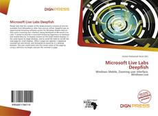 Bookcover of Microsoft Live Labs Deepfish