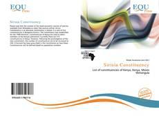 Buchcover von Sirisia Constituency