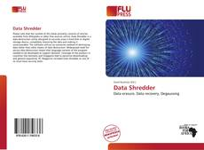 Bookcover of Data Shredder