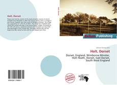 Bookcover of Holt, Dorset