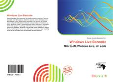 Bookcover of Windows Live Barcode