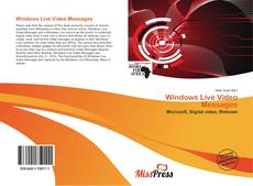 Bookcover of Windows Live Video Messages