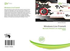 Обложка Windows Live FrameIt