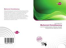 Bookcover of Muhoroni Constituency