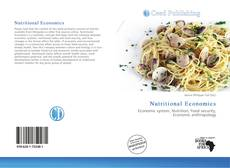 Capa do livro de Nutritional Economics