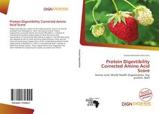 Couverture de Protein Digestibility Corrected Amino Acid Score