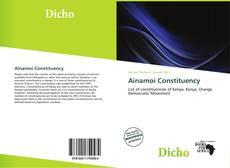 Обложка Ainamoi Constituency