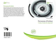 Bookcover of Personas (Firefox)
