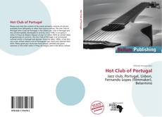 Capa do livro de Hot Club of Portugal