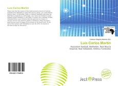 Luis Carlos Martín kitap kapağı