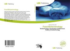 Food Biotechnology kitap kapağı
